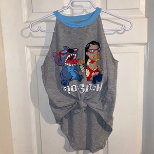 Disney Lilo & Stitch Graphic Tank - Size M